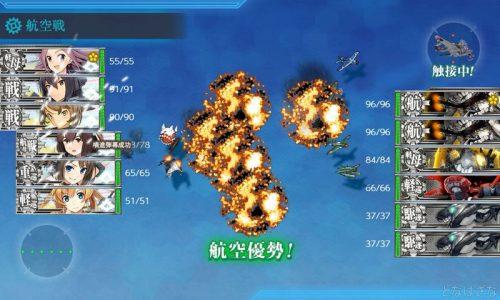 5-1のDマス戦闘2