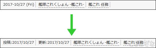 fc2ブログ PC版 日時表示変更後