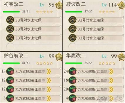 艦これ単発任務〈旗艦「由良」、抜錨!〉 5-1決戦支援