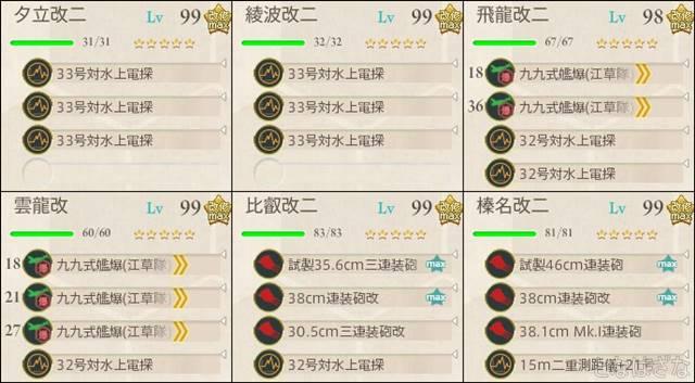 艦これ単発任務〈新編「第一戦隊」、抜錨せよ!〉 決戦支援艦隊2