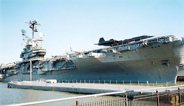 イントレピッド 海上航空宇宙博物館 (2001)