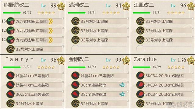 艦これ2018新春特別任務〈迎春!「空母機動部隊」全力出撃!〉 決戦支援