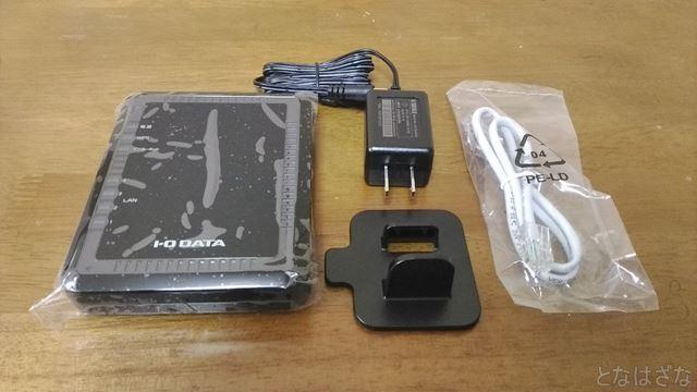 無線LANルーター「WN-G300R3」 付属品2