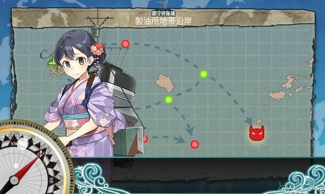任務〈謹賀新年!「水雷戦隊」出撃始め!〉 晴れ着の潮