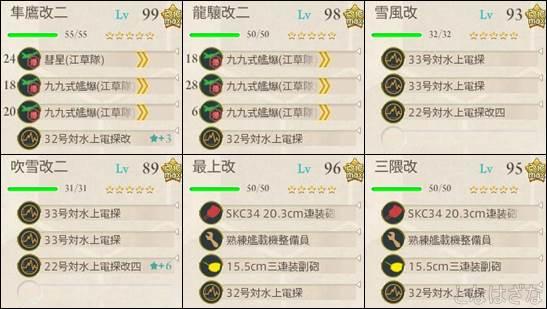 16冬イベE3輸送ゲージ 決戦支援艦隊