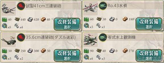 【艦これ】2016年2月29日アップデート 新改修可能装備