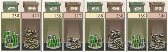 15夏イベE-2甲 対最終形態の燃料弾薬消費