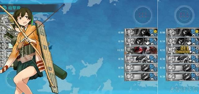 任務「南西諸島方面の敵艦隊を撃破せよ!」 2-2ボス戦