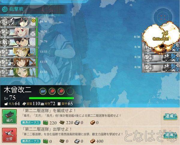 「第ニニ駆逐隊」出撃せよ! 任務