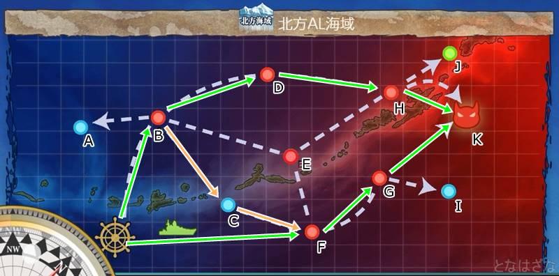 3-5のマップ