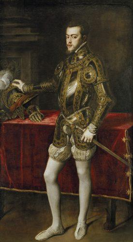 Vecellio Felipe II